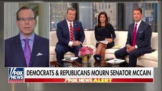 Fox News Discussion About renaming Senate Building