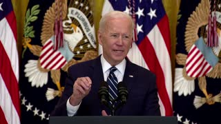 Migrant surge not because 'I'm the nice guy': Biden
