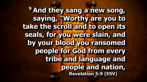 Revelation 5 - The Scroll and The Lamb