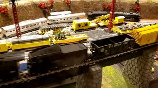 National Toy Train Museum - 2020 - Train Adventure to Ronks PA (Part 3)