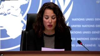 ONU denuncia un uso excesivo de la fuerza y pide calma