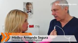 Grave situación del Hospital regional de Magdalena