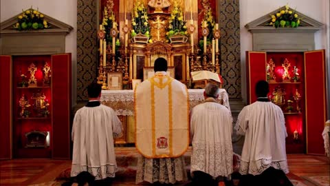 The Book of the Apocalypse and the Traditional Mass