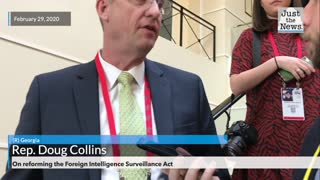 FLASHBACK: Rep. Collins on FISA at CPAC