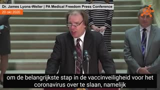 Dr. James Lyons-Weiller on Vaccines!