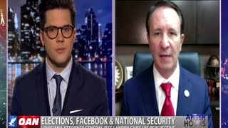 After Hours - OANN Big Tech Elect with Jeff Landry