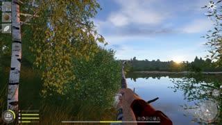 Russian Fishing 4 Sura River Wild Carp 11.348 Kg