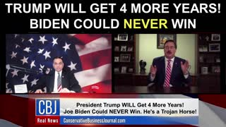 My Pillow CEO and Founder Mike Lindell Shares how Trump WILL Get 4 More Years! Biden Could NEVER Win!