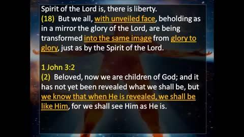 YOUR Glorified Resurrected Body Part 2