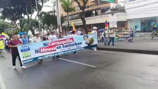 Paro 4D Video 1 San Pio Bucaramanga