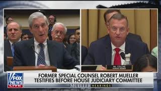 Hearing: Collins questions Robert Mueller