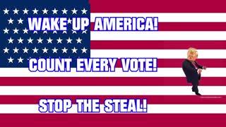 """JOE BIDEN'"" - Sleepy Joe - Creepy Joe Biden - Sniffing Joe - Count Every Vote - Election Fraud"