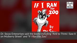 Six Dr. Seuss books won't be published due to racist images, publisher