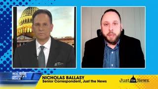 Nicholas Ballasy on Budget Reconciliation
