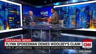 Former CIA Director Woolsey Making Kidnapping Plot Allegations Against Flynn | The Washington Pundit