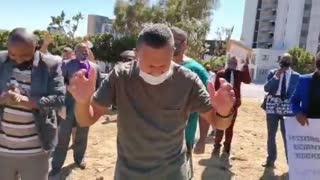 Pastors March against closure of Churches