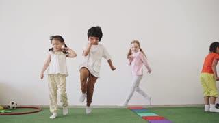 watch beautiful kids playing