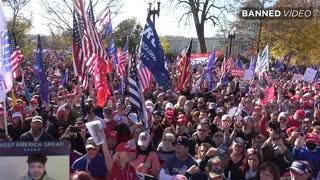 Alex Jones Speech! Election Fraud Lock them all up! Reaction/Thoughts