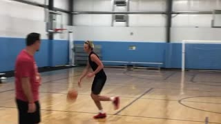 Networks Basketball-Be Creative