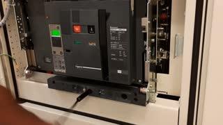 Air Circuit Breaker Rack in Rack out