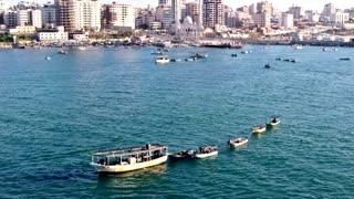 Crashed Israeli drone killed fishermen: Hamas