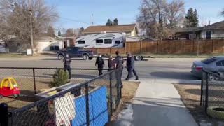 Canadian police tried to shut down a POLISH church
