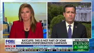 DNI Ratcliffe Hunter Biden's emails are 'not part' of Russian disinformation campaign