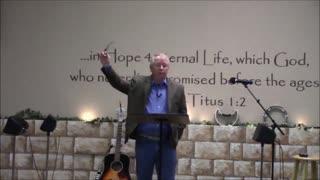 Guest Speaker Rick Burkhalter Week 2