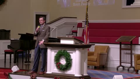 Sermon: The Power Of Praise