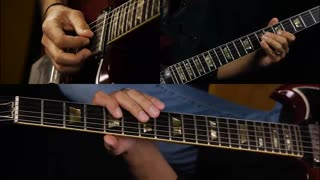 Highway To Hell Guitar Solo Lesson