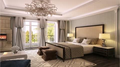 Top Design Interior Bed Room Moderm - Part 5