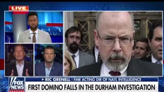 First domino falls in the Durham investigation