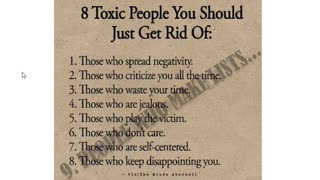 Soul of the Everyman - Toxic People