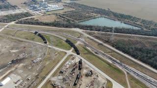 Smithers Lake Power Plant, January 9, 2021