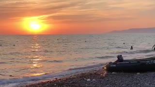 Sochi Sunset
