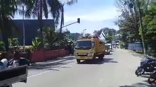 Papua stands with Israel