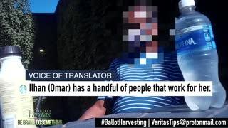 Project Veritas Part 2 Omars and the Ballot harvestors