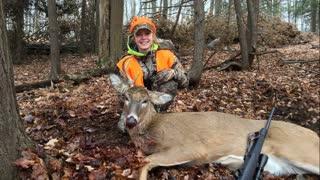 Rifle Buck Hunt 2016