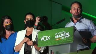 España empieza en Madrid