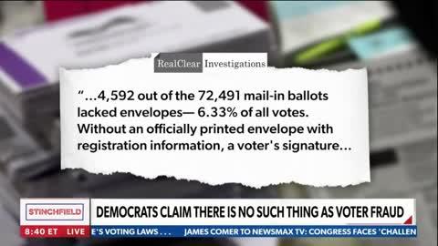 Newsmax's Stinchfield Breaks Down Missoula Election Discrepancies