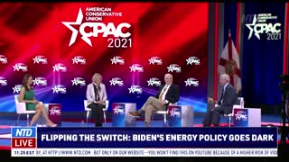 Biden's Energy Policies 'Dangerous' and Damaging to Economy: CPAC Panel