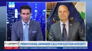 3-31-2021 Newsmax Interview on Election Integrity