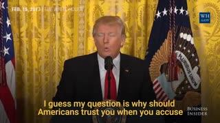 funny donald trump moments
