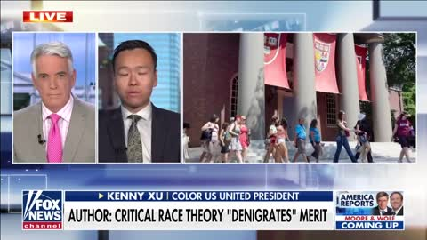 Author debunks critical race theory with simple explanation