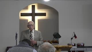 Pastor Talo LaMar November 22 2020 - Joint Service