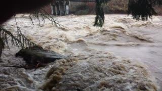 Tilton River Raging