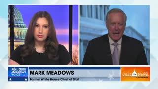 Mark Meadows - mainstream media will give Joe Biden a pass on China