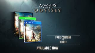 Assassin's Creed Odyssey - Accolades Trailer