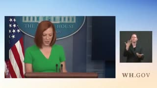 Psaki Says She Doesn't Just Want Biden Critics Banned from One Social Platform, But 'All' Social Platforms