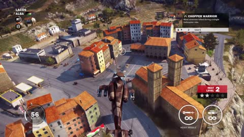 Just Cause 3 Demo Gameplay part 26 LACOS ALBA Settlement Liberation